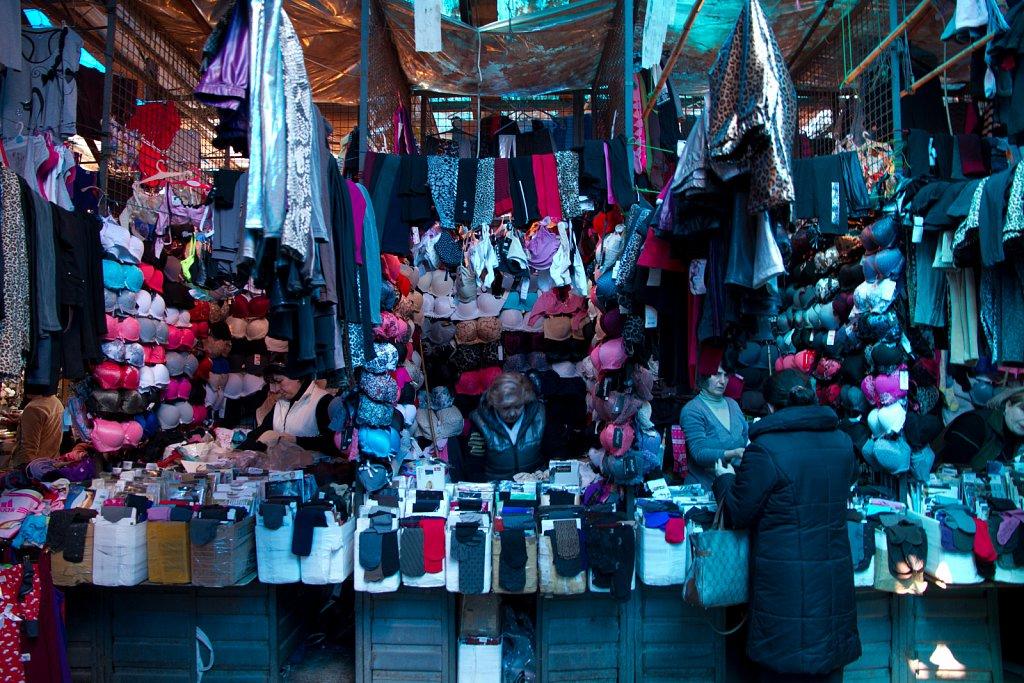 Vendor, Tiblisi