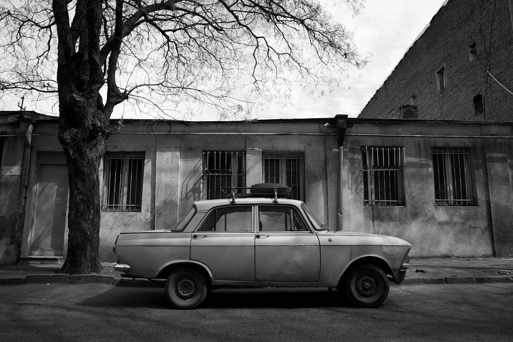 Moskvitch 412, Tbilisi