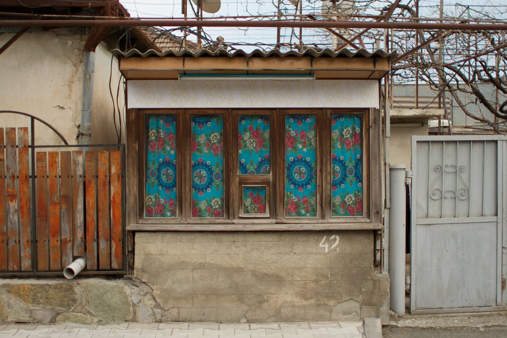 Window Dressing, Mtskheta