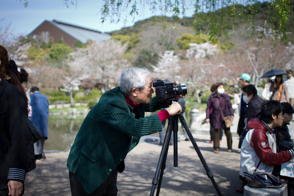 Shooting, Kyoto