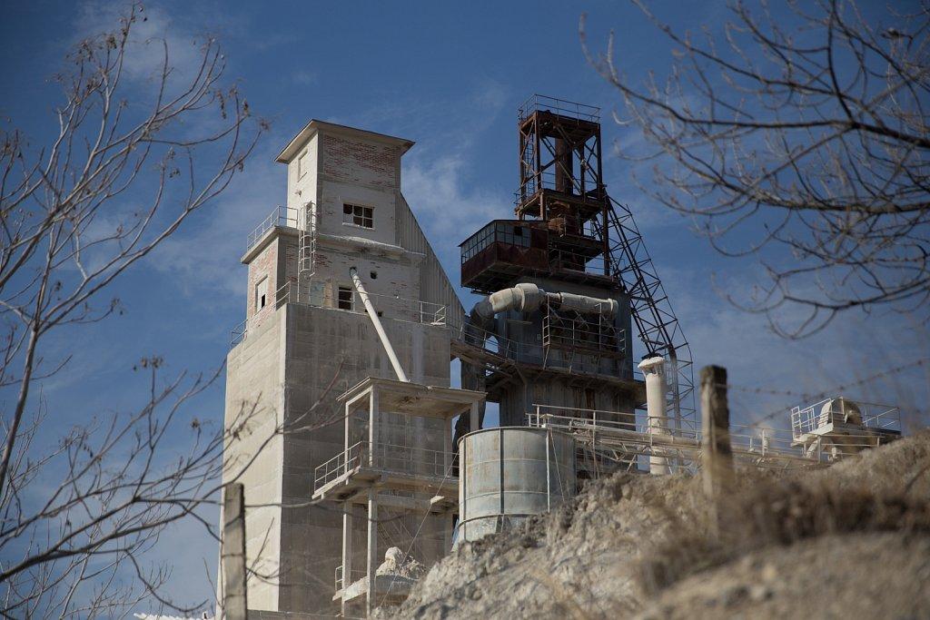 Limestone Quarry, Veles