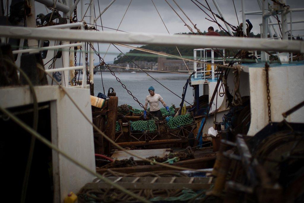 Fisherman, Oban