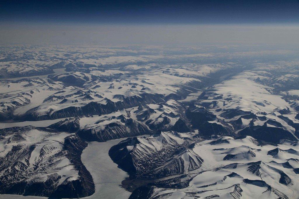 Aerial, Canada