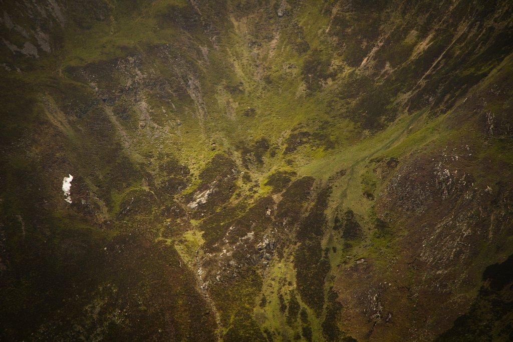 Mountainside, Scotland
