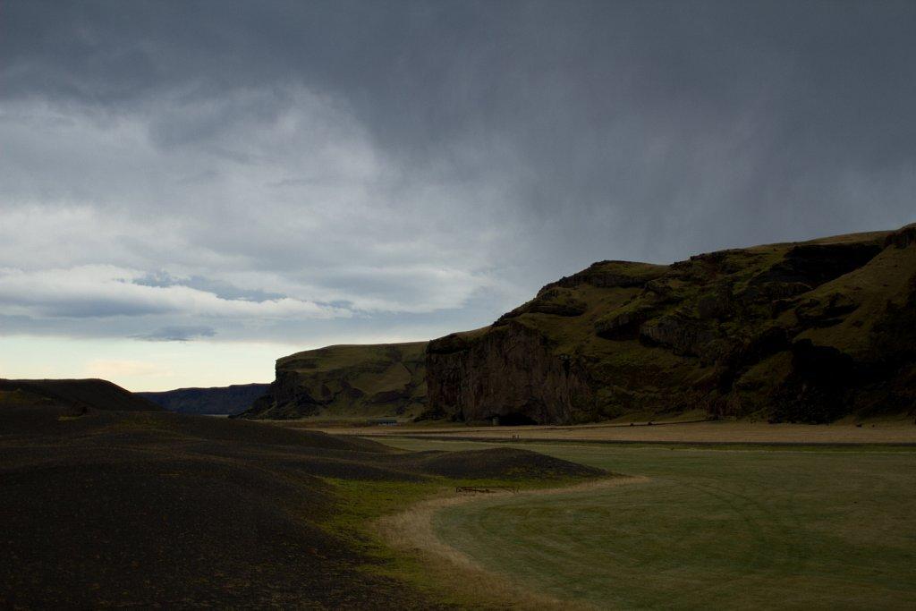 Vik i Myrdal, Iceland